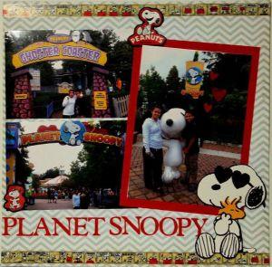 planet snoopy
