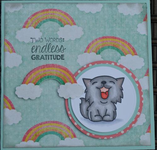 endless Gratitude-100 sANDRA
