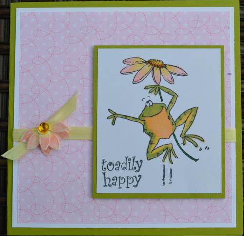 toadily happy-100 sandra